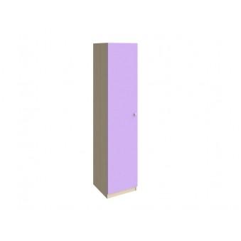 Колонка закрытая Дуб молочный - Фиолетовый