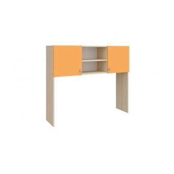 Надстройка стола Дуб молочный - Оранжевый