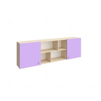 Полка Дуб молочный - Фиолетовый
