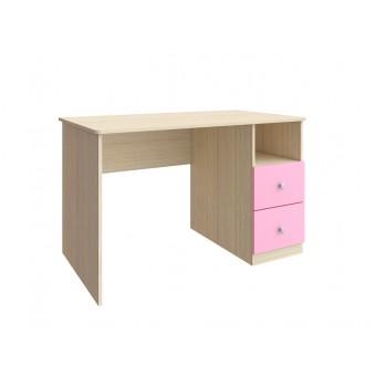 Стол Дуб молочный - Розовый
