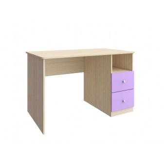 Стол Дуб молочный - Фиолетовый
